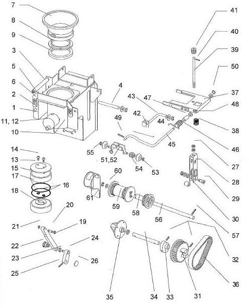 brew unit assembly. Black Bedroom Furniture Sets. Home Design Ideas