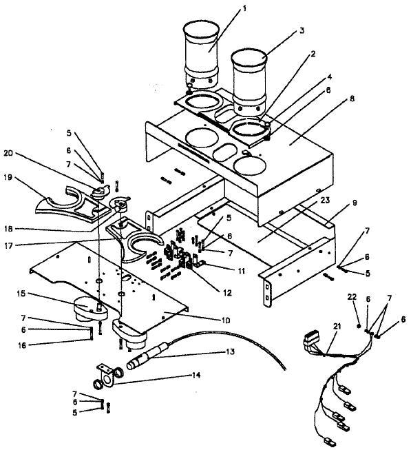 Ultima Motor Diagram